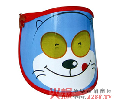 儿童 组图/虹帆机器猫面具帽