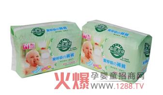 哈里贝贝婴幼纸尿裤的优点