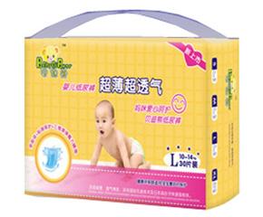 贝迪熊婴儿纸尿裤招商