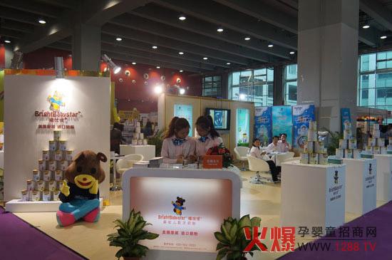 培比优婴幼儿奶粉品牌亮相广州孕婴展火爆招商-产品