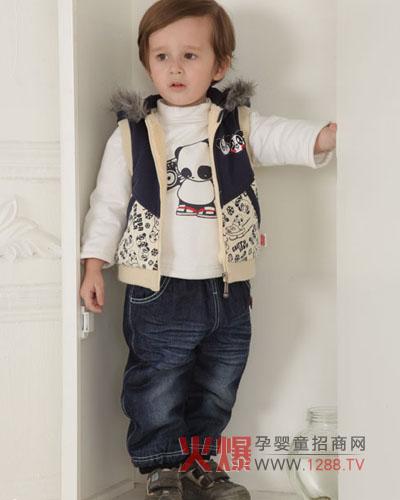 樱桃贝贝童装致力于打造中国第一专业婴童外出服品牌图片