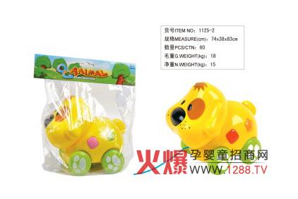 引领儿童玩具市场最新潮流
