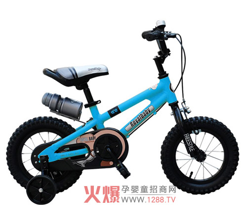 优贝儿童自行车将盛装亮相2012深圳婴童展