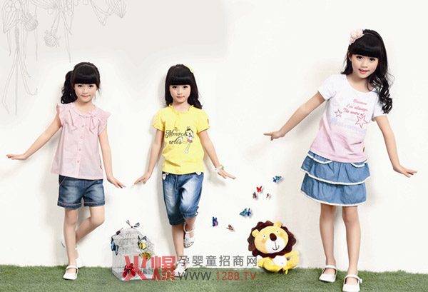 环保儿童服装步骤_