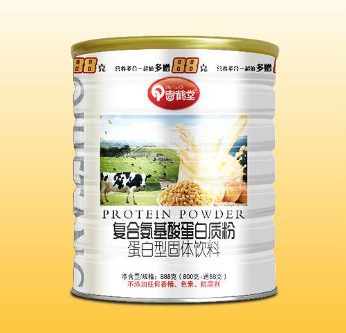奇鹤堂复合氨基酸蛋白质粉