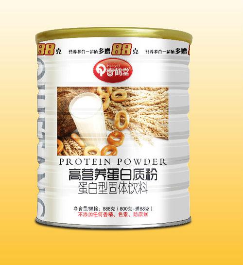 奇鹤堂高营养蛋白质粉
