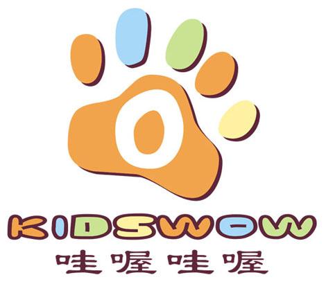 哇喔哇喔品牌logo形象图