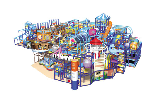 童游乐场投资成本_海盗船,海底世界等精美图案,安全耐用,低消耗,是儿童游乐场投资的首选