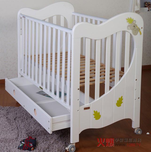 维娃考拉婴儿床 贴心舒适更健康