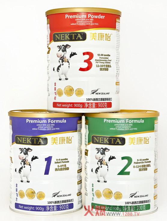 婴幼儿奶粉质量标准_美康怡奶粉将闪耀亮相