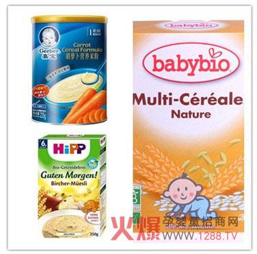 法国伴宝乐_2014进口婴儿米粉排行榜-行情动态|火爆孕婴童招商网