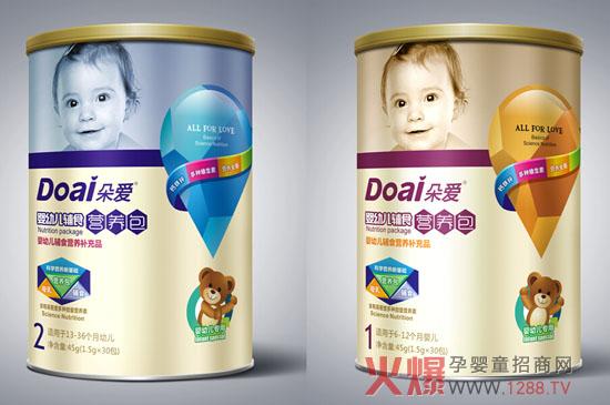 婴幼儿辅食营养包_朵爱婴幼儿辅食营养包
