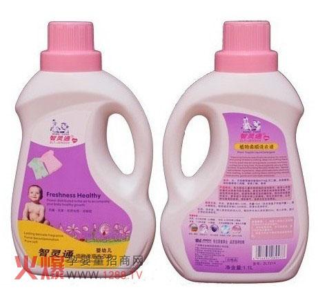 柔顺洗衣液产品介绍