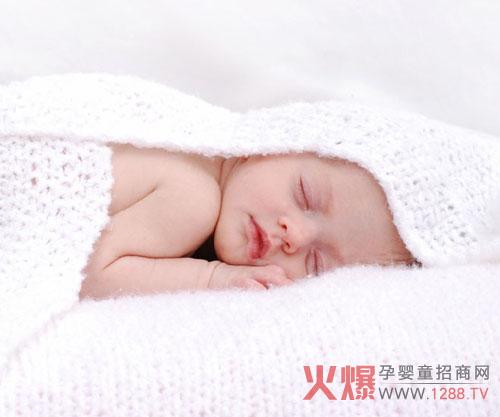宝宝睡觉磨牙的原因有哪些