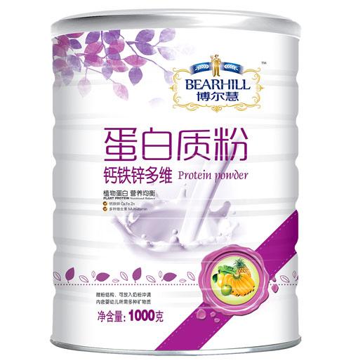 博尔慧钙铁锌多维蛋白质粉