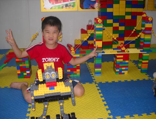 乐高奥特曼积木玩具