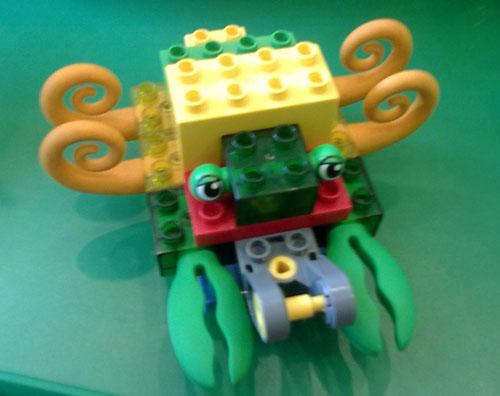 乐高积木玩具螃蟹-a积木孕婴童v积木网cad里框图放到怎么图纸图片