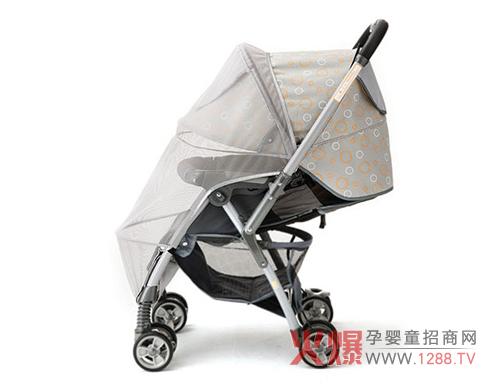 两大欧洲儿童手推车品牌进军中国市场