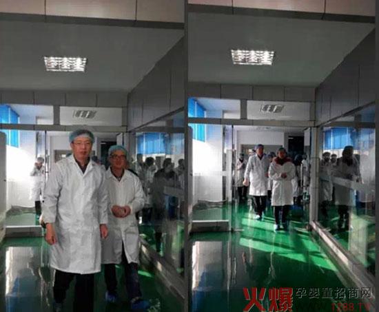 欢恩宝奶粉环保工厂 四重体系认证