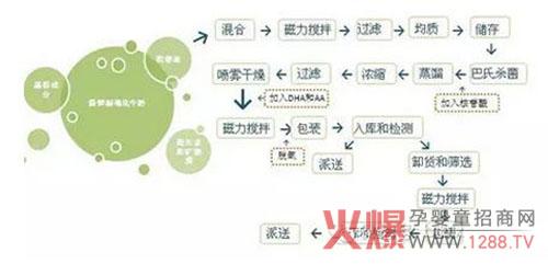 抗生素生产工艺流程_