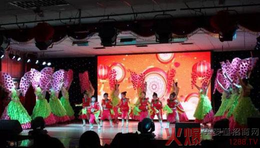 威海紫光生物 赞助易舞苑2015汇报演出