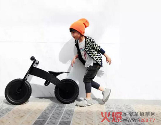 maxsun儿童平衡自行车