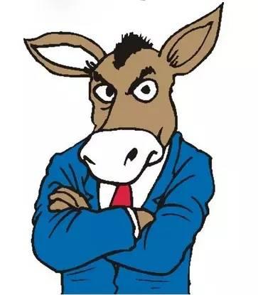 一头去上班的驴…太经典!职场人士值得收藏