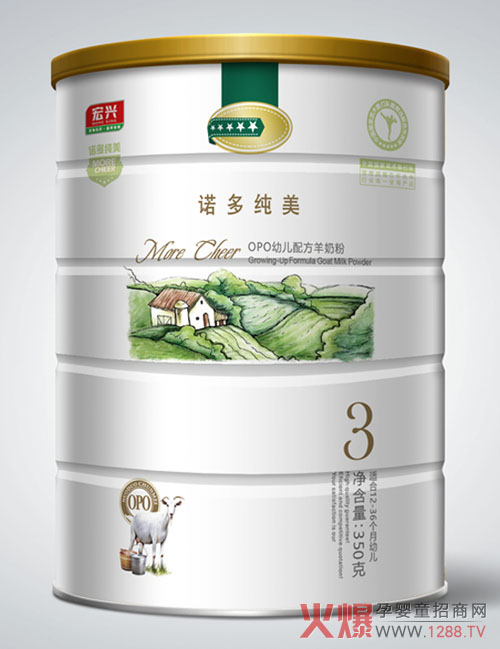 opo实际上就是一种结构化脂肪,2位棕榈酸比例高达40%以上,更接近母乳