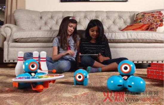 儿童玩具智能风刮起 腾讯乐高奥飞都已试水智能玩具
