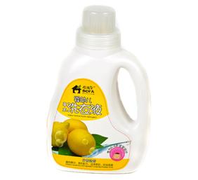 葆肤安柠檬清香草本洗衣液加盟