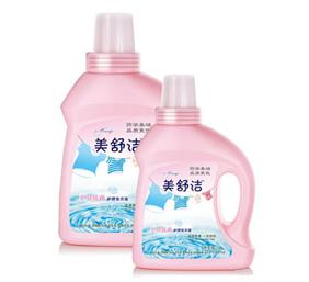 美舒洁全效抗菌护理洗衣液招商
