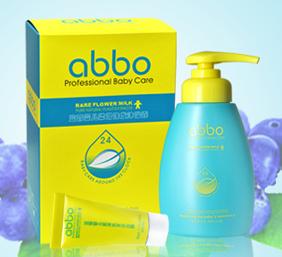 艾宝蓝莓婴儿洗发沐浴露招商