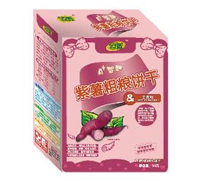 迈葆紫薯粗粮饼干招商
