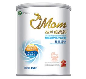 维妈妈福晒纯味有机米粉