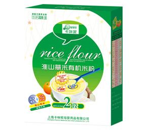卡咪呢淮山薏米有机米粉