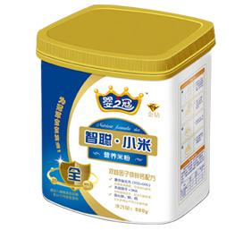 婴之冠智聪小米营养米粉