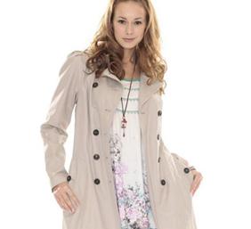 仙娉莱时尚孕妇装新品棕色套装