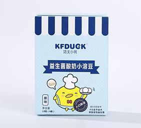 功夫小鸭酸奶溶豆豆火爆招商
