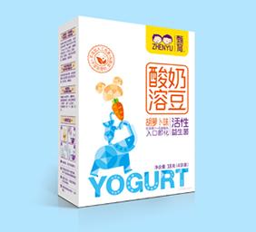 甄育婴幼儿酸奶溶豆招商加盟