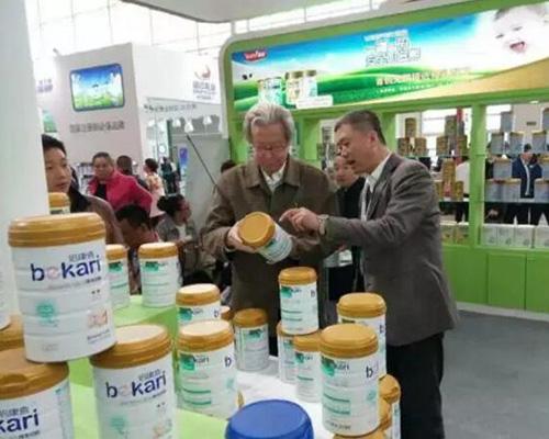 宜品乳业大家族欢乐亮相北京京正展