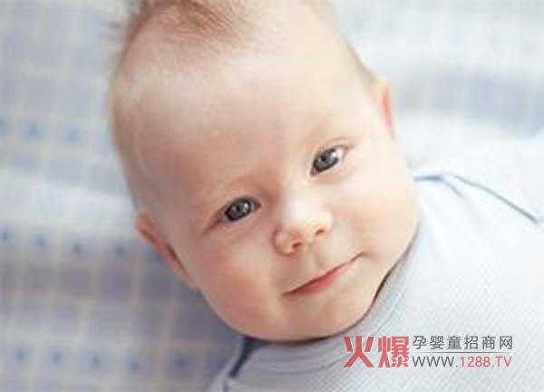 哈丁宝贝:宝宝头发又少又黄怎么办?图片
