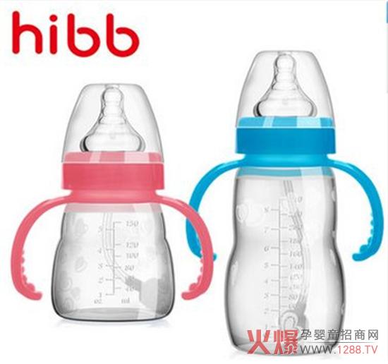 浩一贝贝――宝妈们青睐的婴儿奶瓶品牌