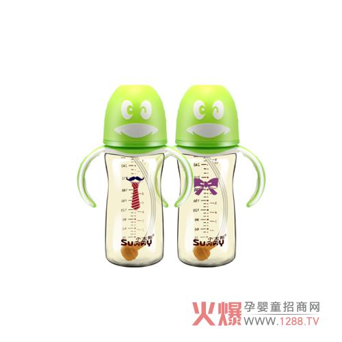 小太阳可爱企鹅自动刻度感温奶瓶.jpg