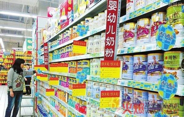 奶粉注册进入倒计时 未来的竞争将更加激烈