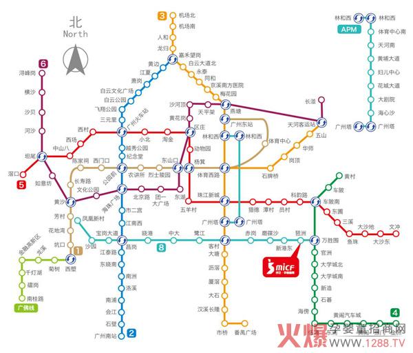 京正・广州孕婴童展即将开幕 这里有份超详细的交通攻略一定要看