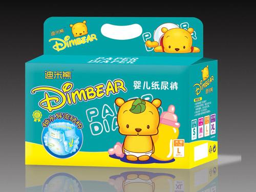 迪米熊纸尿裤