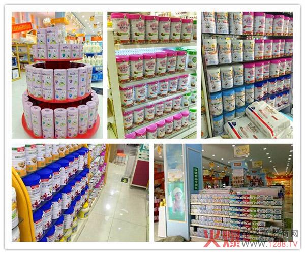 波比兔婴童营养品,3000家母婴店走量爆品,单店活动日销600多盒!