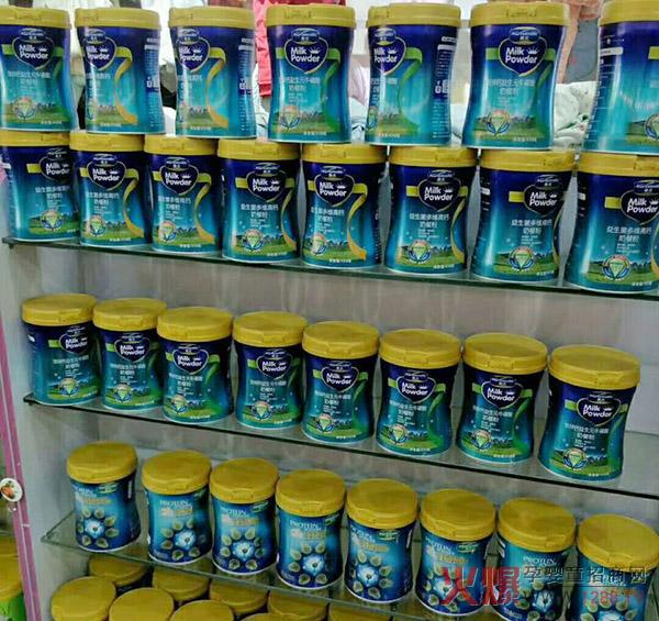 奥氏新品上市1个月,仅河南一省卖出80000罐!千家母婴店疯狂上货
