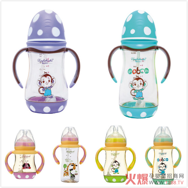 新升级|馨菲宝贝婴儿奶瓶有哪些?