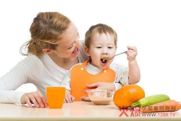 妈妈爱水果奶米粉 更多好营养多重好美味